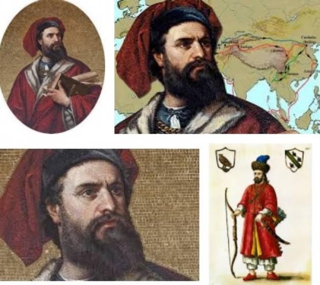 AccaddeOggi 8 gennaio  1324 – Muore a Venezia all'età di 69 anni l'esploratore  Marco Polo autore de 'Il Milione'