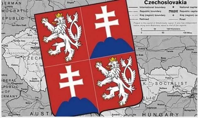 AccaddeOggi  1 gennaio 1993 La fine della Cecoslovacchia