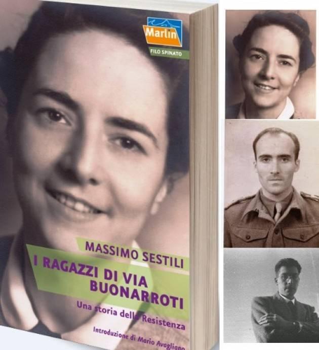 UN LIBRO, UNA MEMORIA, 'I RAGAZZI DI VIA BUONARROTI' di Giorgino Carnevali (Cremona)