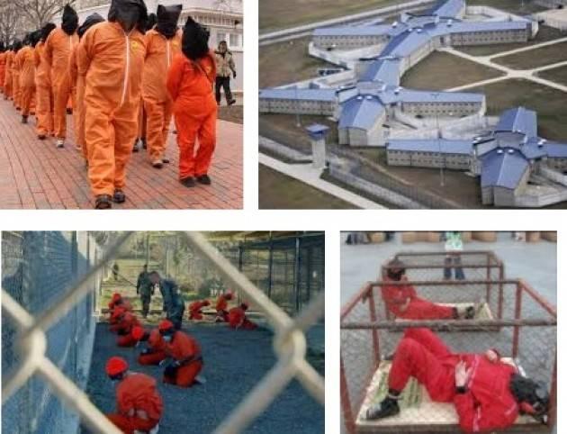 AccaddeOggi 11 gennaio 2002 – Il governo USA  apre il campo di prigionia di Guantanamo