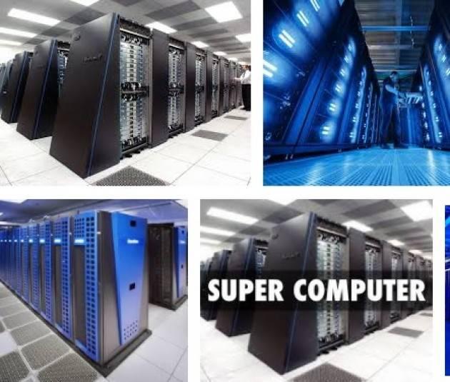 AISE L'Europa propone di investire un miliardo in supercomputer  europei