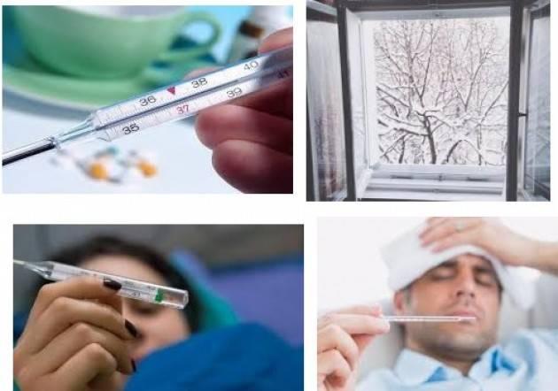Coldiretti Influenza, a gennaio 125 mila lombardi a letto. La dieta  antimalanni