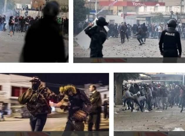 TUNISIA, AMNESTY INTERNATIONAL: 'LE FORZE DI SICUREZZA RISPETTINO I DIRITTI'