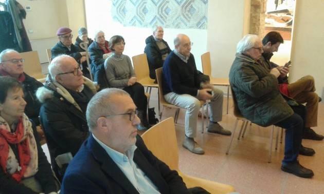Cremona Pasquetti , Andreola, Aroldi  e Mozzi  candidati di Liberi e Uguali alla Regione Lombardia per il voto del 4 marzo