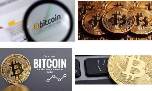 L'Italia e i Bitcoin di Benito Fiori (Cremona)