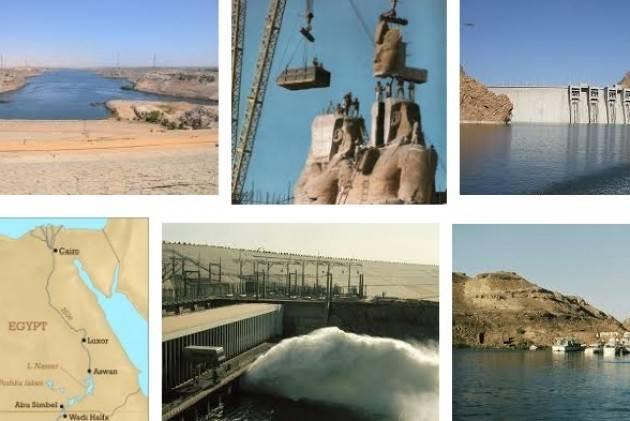 AccaddeOggi 15 gennaio 1971 – Inaugurazione della diga di Assuan sul Nilo.