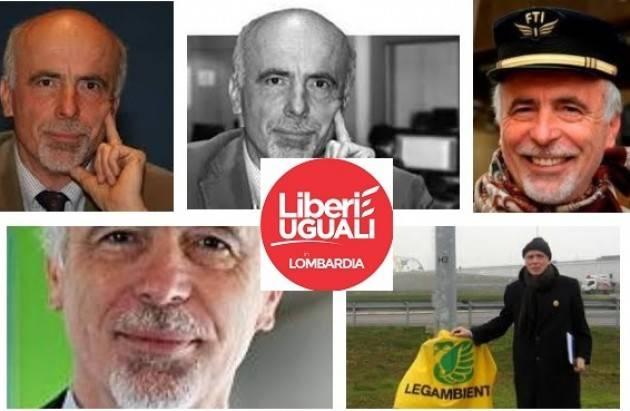 Dario Balotta si dimette da Legambiente si candida con 'Liberi e Uguali' alle regionali lombarde