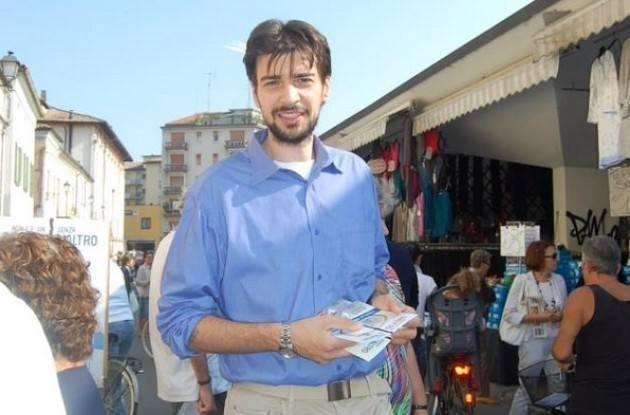 Crema Emanuele Coti Zelati chiede alla Provincia dell'inquinamento provocato da  prodotti farmaceutici Flamma spa.