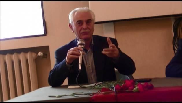 Sergio Ravelli ( radicali) Elezioni truccate. Non parteciperemo.