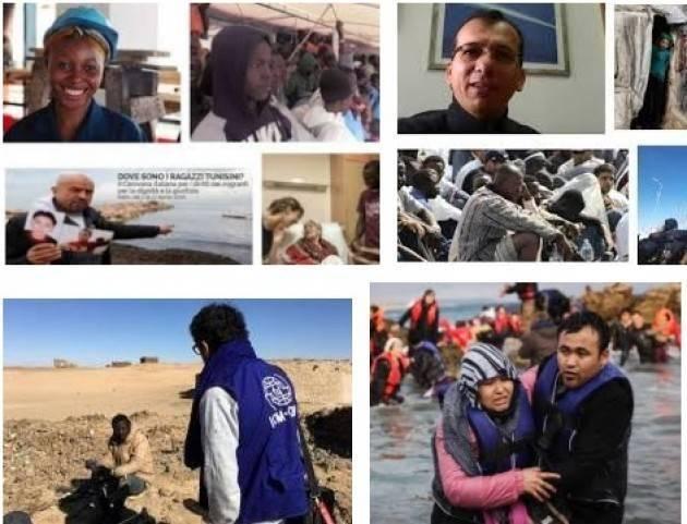 Pianeta Migranti News Letter Dicembre 2017 e Gennaio 2018