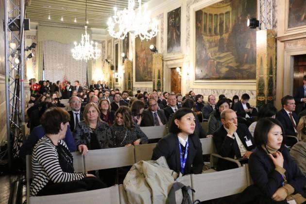 Cremona e lo Stradivari incantano europei e cinesi  La città all'anno del turismo Europa-Cina a Venezia