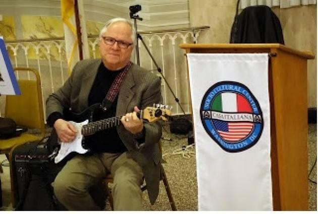 Io emigrante italoamericano di Oscar Bartoli