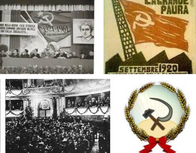 AccaddeOggi 21 gennaio 1921 – Fondazione del Partito Comunista d'Italia a Livorno