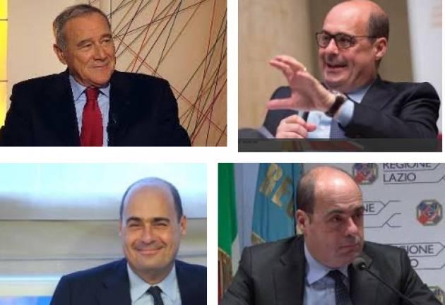 Da Gussola LIBERI e UGUALI sostengono Zingaretti Presidente e non Gori. Ecco le nostre ragioni