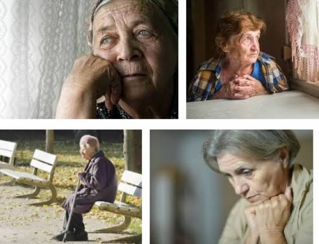 Pianeta Anziani : Porre la solitudine al centro della politica anche in Italia