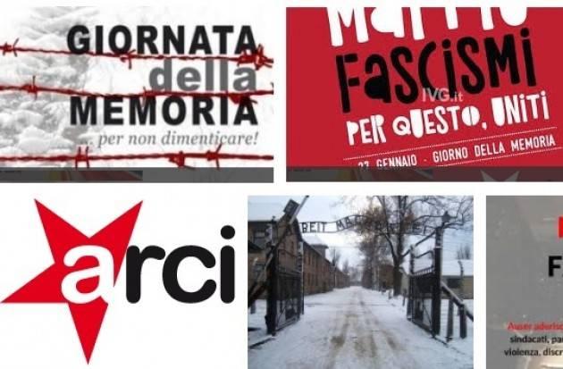 Arci 27 gennaio, Giornata della Memoria Mai più fascismi