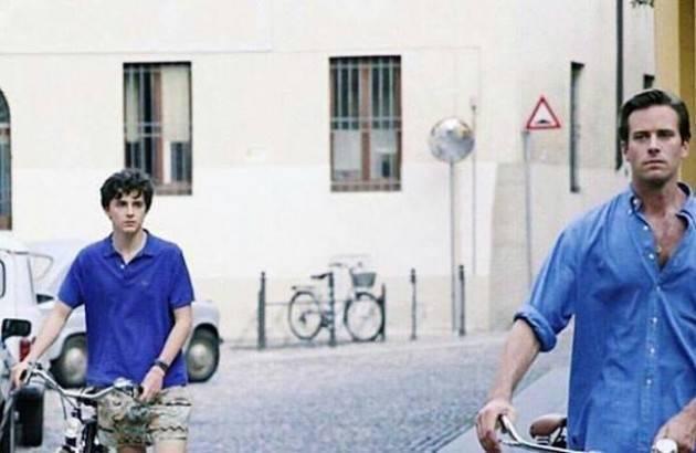 Arcigay Cremona 'La Rocca' invita alla visione del film 'Chiamami col tuo nome'