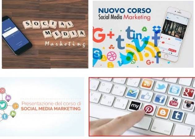 CONFERSERCENTI CREMONA ORGANIZZA UN CORSO DI SOCIAL MEDIA MARKETING