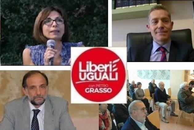 I cremonesi Annamaria Abbate, Lapo Pasquetti e Paolo Bodini candidati di per le politiche del 4 marzo