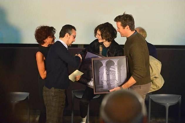 Crema Matteo Piloni (Pd) ha partecipato all'incontro con attori e regista del film Call Ne By Your Name