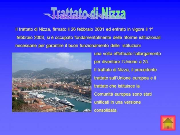 AccaddeOggi 1 febbraio 2013 Entra in vigore il Trattato Europeo di Nizza