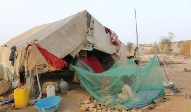 Pianeta Migranti. Bombe italiane, morti yemenite e profughi in mare.