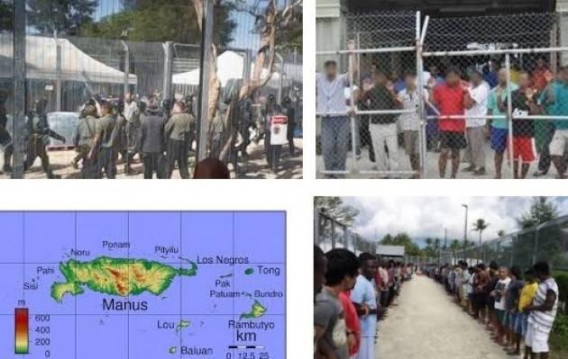 Amnesty accusa l'Australia per rifugiati  abbandonati sull'isola di Manus
