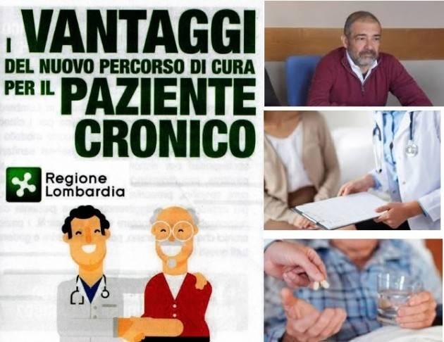 Camillo Rossi (ASST Cremona) Ecco i vantaggi del percorso per il paziente cronico