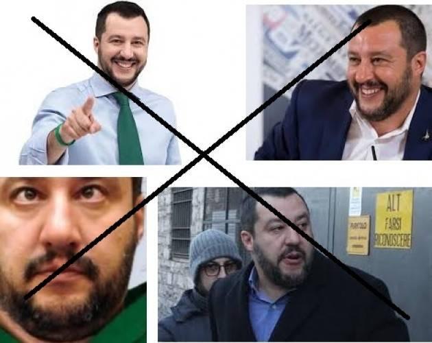 Il mandante morale dei fatti di Macerata è Matteo Salvini Sono d'accordo con Saviano di Gian Carlo Storti