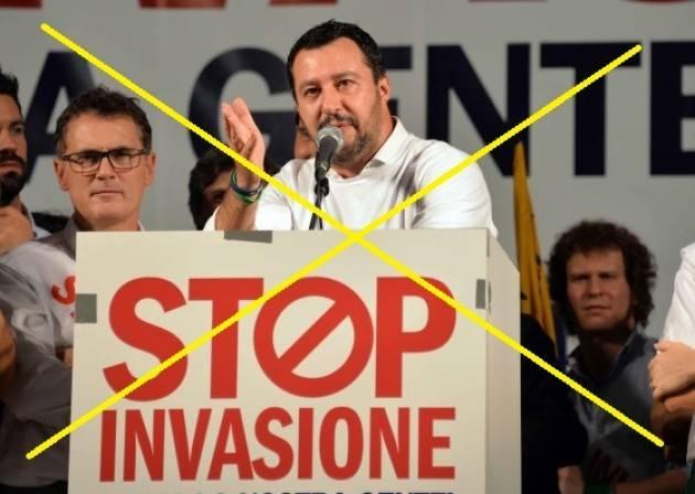 Firma la petizione di Avaaz contro le posizioni di Salvini che istigano all'odio e alla violenza