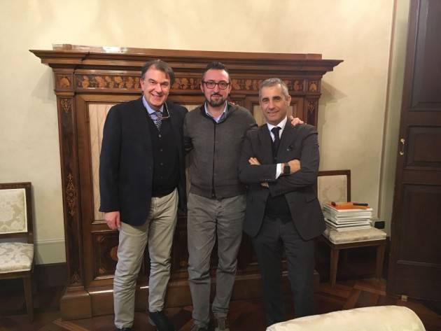 Tour del 5 febbraio di Matteo Piloni (pd) Incontro nei comuni e con la Confcommercio di Cremona