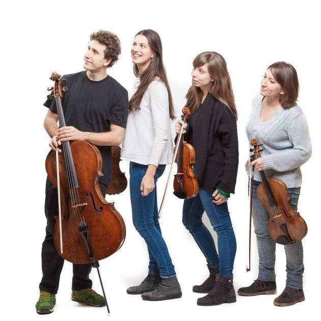 Giovedì 8 febbraio alle ore 21 al Teatro Comunale di Casalmaggiore con il concerto del Quartetto Lyskamm