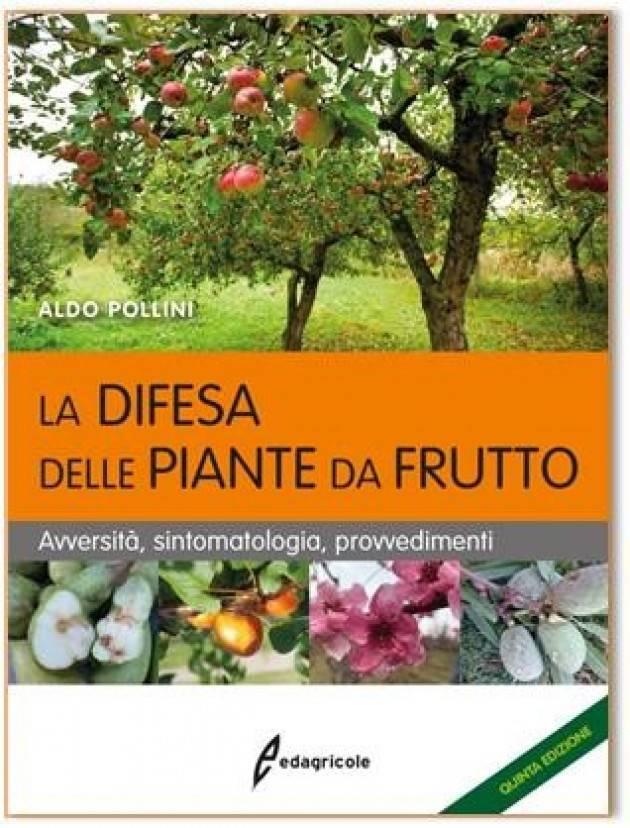 Edagricole Libro LA DIFESA DELLE PIANTE DA FRUTTO  |  NUOVA EDIZIONE