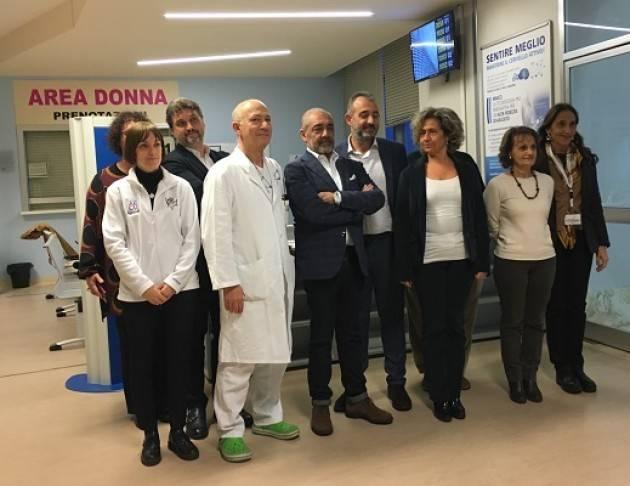 ASST Ospedale di Cremona - Area Donna E' NATO ORION