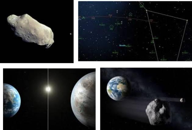 AccaddeOggi 8 febbraio 1889 – Viene scoperto l'asteroide 283 Emma