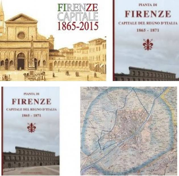AccaddeOggi 2 febbraio 1871 – La capitale d'Italia fu trasferita da Firenze a Roma