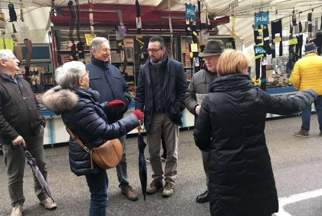 Matteo Piloni (Pd) Incontra il Sindaco ed i cittadini di Piadena