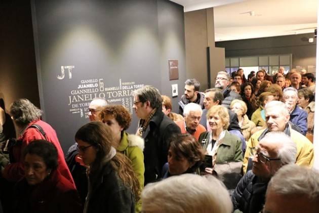 Torriani e Cremona incantano Madrid:  aperta la mostra alla Biblioteca nazionale