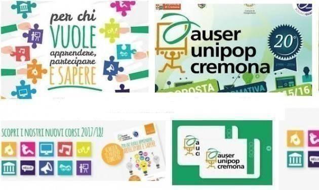 Presso l'Auser Unipop Cremona Prossimi Corsi in partenza: Giardinaggio e Fotografia