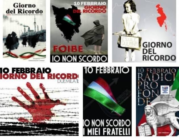 Cremona Domani, al Civico Cimitero, cerimonia per il 'Giorno del Ricordo'