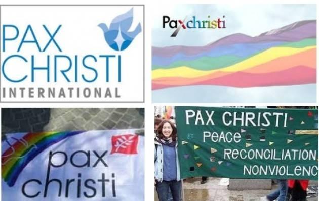 Pax Christi Italia Appello 'DISARMARE LA POLITICA'