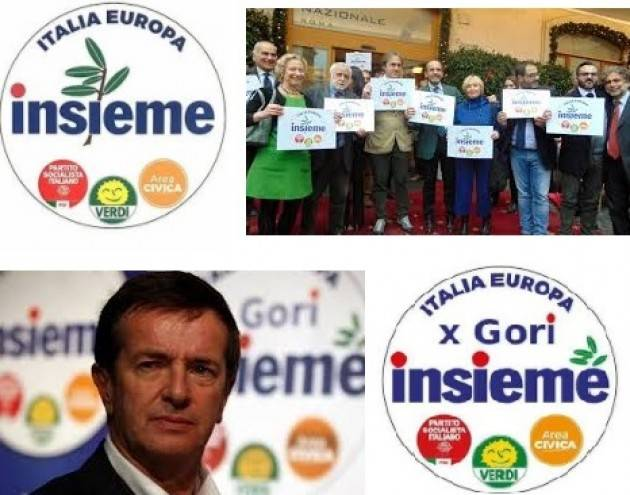 L'Eco Election day del 4 marzo La Comunità Socialista Provinciale  sosterrà il Centro-sinistra ed il raggruppamento Insieme