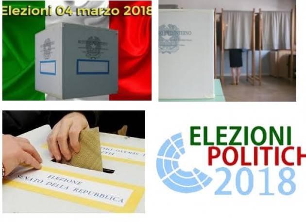 Elezioni 4 marzo. Il volontariato cremonese  incontra i partiti il   17 febbraio dalle 10 alle 12