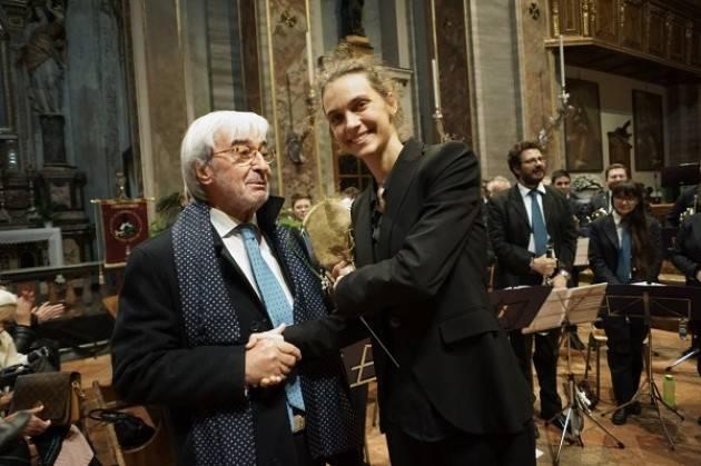 E' mancato Antonio Zaninelli  Presidente del Corpo Bandistico 'Giuseppe Verdi' di Ombriano