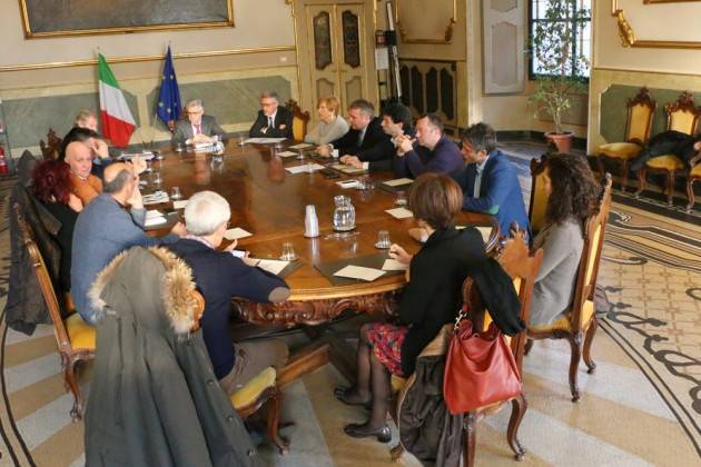 Cremona Centropadane, enti locali e Sottosegretario Pizzetti : sostegno ai sindacati nel confronto nazionale a tutela dei lavoratori
