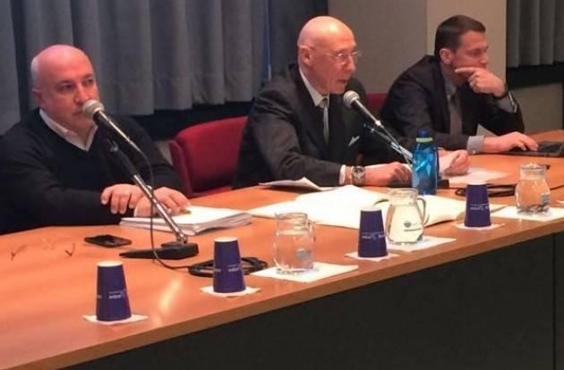 Padania Acque spa Cremona News Letter Febbraio 2018