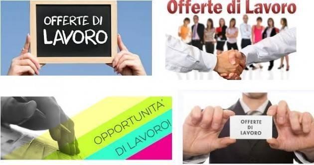 InformaGiovani Cremona Le offerte di Lavoro ed i bandi Proposte del  13 febbraio 2018