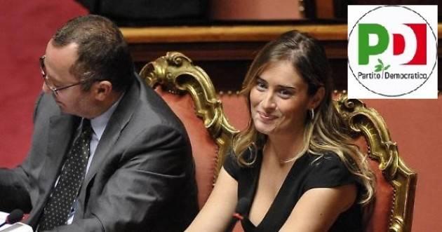 Confermato  Maria Elena Boschi con Luciano Pizzetti  a Casalmaggiore il prossimo mercoledì 28 febbraio