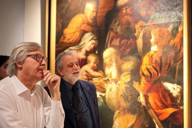 Cremona Con 12.400 visitatori al Genovesino chiudono le Monteverdiane Galimberti :Anno straordinario