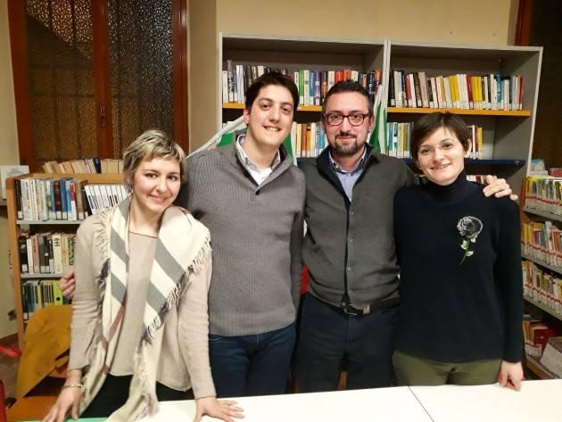 Matteo Piloni (Pd). Tappa a Ostiano, Olmeneta , Bagnolo Cremasco ,Izano, Vescovato ed Ance Cremona